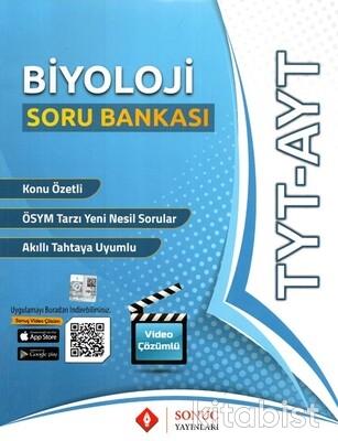 Sonuç Yayınları - TYT/AYT Biyoloji Soru Bankası