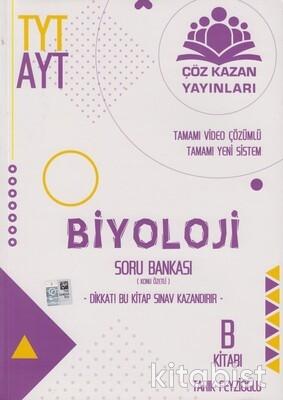 Çöz Kazan Yayınları - TYT/AYT Biyoloji Soru Bankası (B) Kitabı