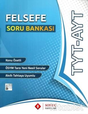 Sonuç Yayınları - TYT/AYT Felsefe Soru Bankası