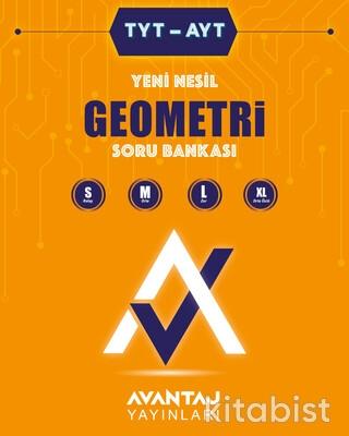 Avantaj Yayınları - TYT/AYT Geometri Soru Bankası