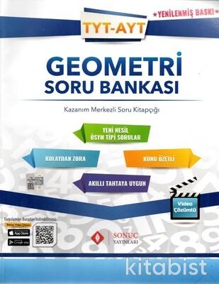 Sonuç Yayınları - TYT/AYT Geometri Soru Bankası