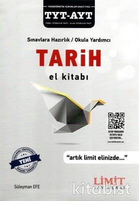 Limit Yayınları - TYT/AYT Tarih El Kitabı