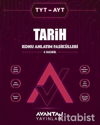 Avantaj Yayınları - TYT/AYT Tarih Konu Fasikülleri