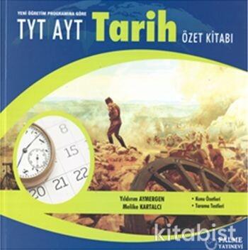 Palme Yayınları - TYT/AYT Tarih Özet Kitabı