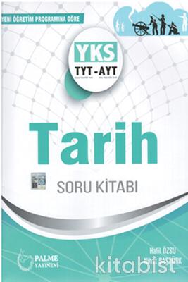 Palme Yayınları - TYT/AYT Tarih Soru Bankası