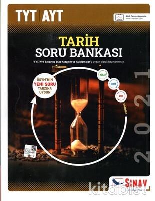 Sınav Yayınları - TYT/AYT Tarih Soru Bankası
