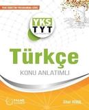 Palme Yayınları - TYT/AYT Türkçe Konu Anlatımlı