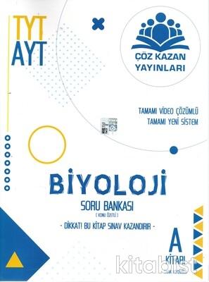 Çöz Kazan Yayınları - TYT/AYT Biyoloji Konu Özetli Soru Bankası