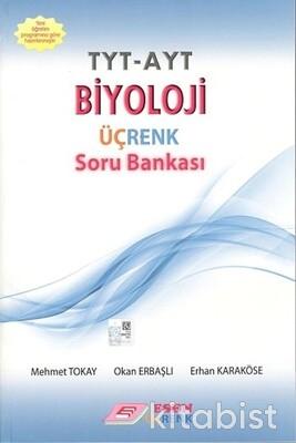 Üçrenk Yayınları - TYT/AYT Biyoloji Soru Bankası
