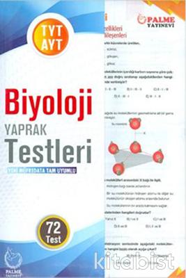 Palme Yayınları - TYT/AYT Biyoloji Yaprak Test