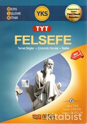 Nitelik Yayınları - TYT/AYT Felsefe Ders İşleme Kitabı