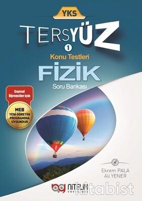 Nitelik Yayınları - TYT/AYT Fizik Tersyüz Soru Bankası