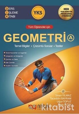 Nitelik Yayınları - TYT/AYT Geometri (A) Ders işleme Kitabı