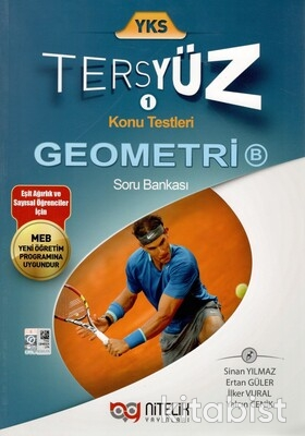 Nitelik Yayınları - TYT/AYT Geometri (B) Tersyüz Soru Bankası