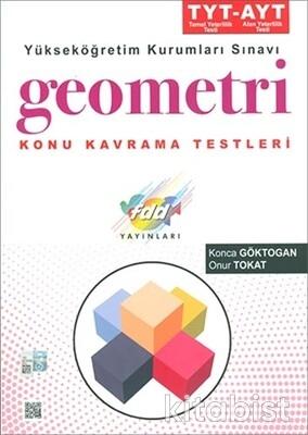 Fdd Yayınları - TYT/AYT Geometri Konu Kavrama Testleri