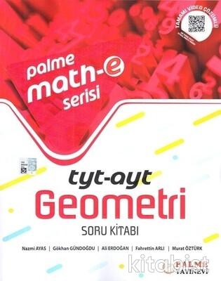 Palme Yayınları - TYT/AYT Geometri Math-e Serisi Soru Bankası