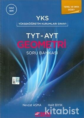 Esen Yayınları - TYT/AYT Geometri Mavi Seri Soru Bankası