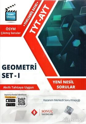 Sonuç Yayınları - TYT/AYT Geometri Set I
