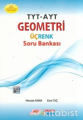 Üçrenk Yayınları - TYT/AYT Geometri Soru Bankası
