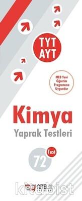 Nitelik Yayınları - TYT/AYT Kimya Yaprak Test