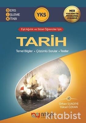 Nitelik Yayınları - TYT/AYT Tarih Ders İşleme Kitabı
