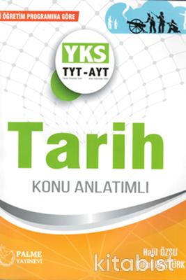 Palme Yayınları - TYT/AYT Tarih Konu Anlatımlı