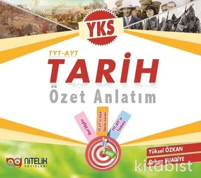 Nitelik Yayınları - TYT/AYT Tarih Özet Anlatım
