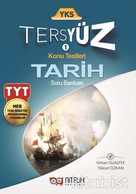 Nitelik Yayınları - TYT/AYT Tarih Tersyüz Soru Bankası