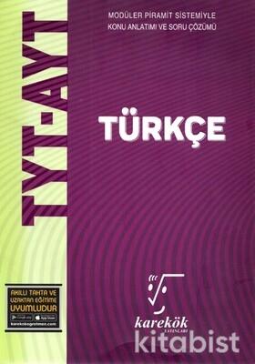 Karekök Yayınları - TYT/AYT Türkçe Konu Anlatımlı