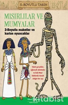 Üç Boy.-Tarih-Mısırlılar Ve Mumyalar