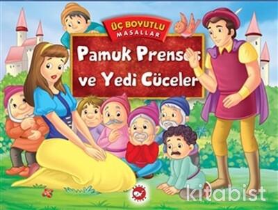 Beyaz Balina Yayınları - Üç Boyutlu Mas./Pamuk Prenses ve Yedi Cüceler