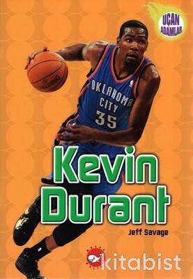 Beyaz Balina Yayınları - Uçan Adamlar-Kevin Durant