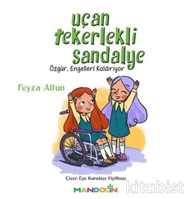 Mandolin Kitap - Uçan Tekerlekli Sandalye