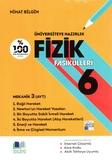 Nihat Bilgin Yayınları - Üniversiteye Hazırlık Fizik Fasikülleri-6