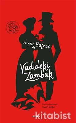 Alfa Yayınları - Vadideki Zambak (Ciltli)