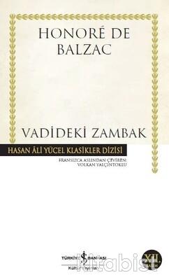 İş Bankası Yayınları - Vadideki Zambak (K.Kapak)