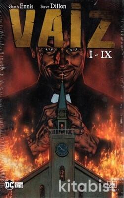 İthaki Yayınları - Vaiz I-IX (9 Kitap Kutulu Takım)