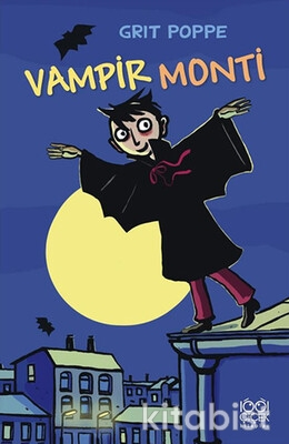1001 Çiçek Yayınları - Vampir Monti