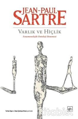 İthaki Yayınları - Varlık ve Hiçlik (Ciltli)