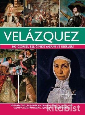 Velazquez-500 Görsel Eş.Yaşamı Ve Eserleri