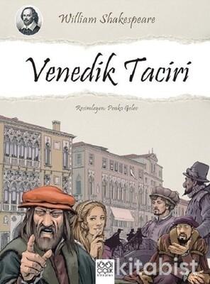 1001 Çiçek Yayınları - Venedik Taciri