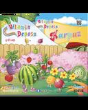 Üçgen Çocuk - VİTAMİN DEPOSU SERİSİ - Kutulu 10 Kitap