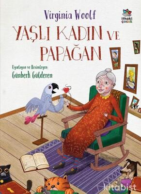 İthaki Çocuk - Yaşlı Kadın ve Papağan