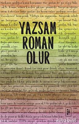 Parodi Yayınları - Yazsam Roman Olur