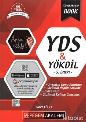 Pegem Yayınları - YDS & YÖKDİL Grammar Book