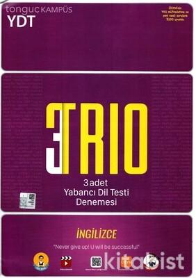 Tonguç Akademi - YDT 3'lü TRIO Denemeleri