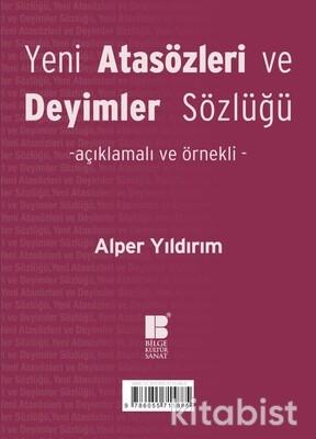 Bilge Kültür Yayınları - Yeni Atasözleri ve Deyimler Sözlüğü