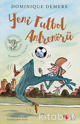 Can Çocuk Yayınları - Yeni Futbol Antrenörü