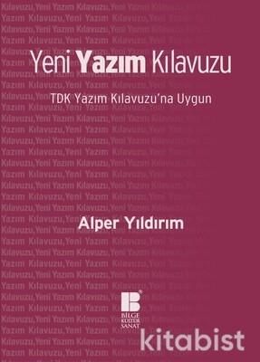 Bilge Kültür Yayınları - Yeni Yazım Klavuzu