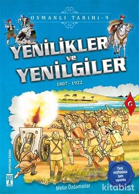 Genç Timaş - Yenilikler ve Yenilgiler-Osmanlı Tarihi 9
